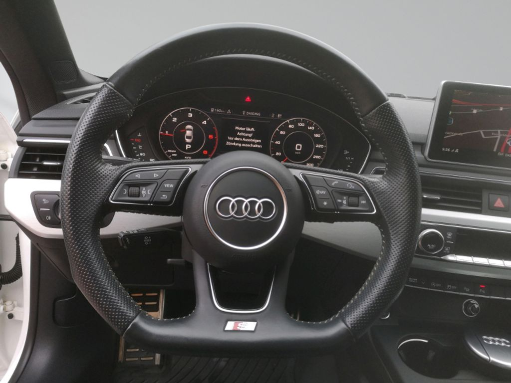 Audi A5 S-Line 3.0 TDI Matrix LED